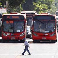 Viajes en transporte público subieron un 7,4% durante primer día de desconfinamiento parcial en Providencia