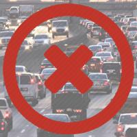 Aplican medidas restrictivas de tránsito por Toque de Queda en todo el país
