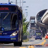 Transporte Público operará con normalidad durante cuarentena total en el Gran Santiago