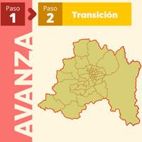 Paine entra a Cuarentena y tres comunas entran a Transición desde este lunes 14 de septiembre