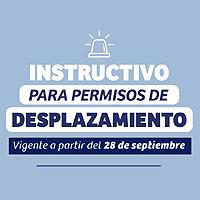 Gobierno da a conocer instructivo que explica funcionamiento de permiso para viajes interregionales