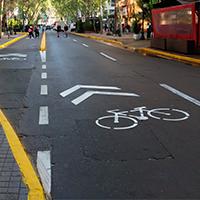 Catastro de ciclovías determina incremento del 27,9% en los últimos tres años