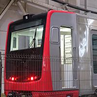 Primeros trenes NS16 armados en Chile se incorporan a los servicios de Metro