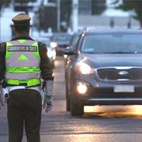 Parte la restricción vehicular en la Región Metropolitana