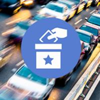 Plan especial de transportes apoyará traslados este domingo durante la elección de gobernador