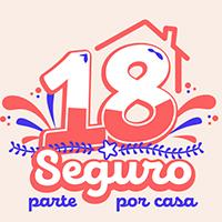 """Autoridades presentan el """"Plan 18 Seguro, parte por casa"""""""